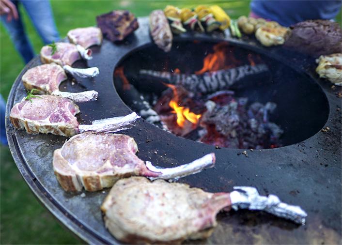 Chata Davidka grill